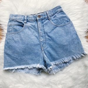 Vintage Beverly Hills Denim Company Shorts